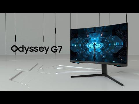 Odyssey G7: Feature video | Samsung