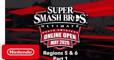 Super Smash Bros. Ultimate - NA Online Open May 2020 - Finals: Regions 5 & 6 - Part 1