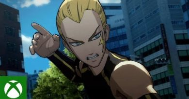 ONE PUNCH MAN: A HERO NOBODY KNOWS   Lightning Max Trailer