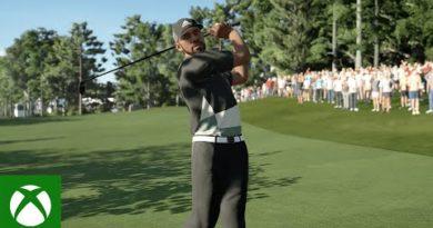 First Look at PGATOUR 2K21's Career Mode