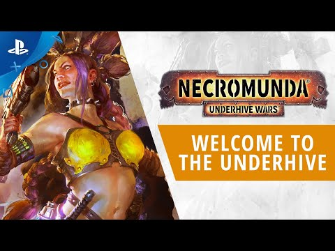 Necromunda: Underhive Wars - Welcome to the Underhive | Story