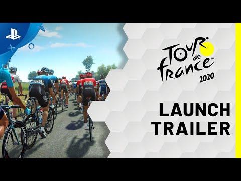 Tour de France 2020 - Launch Trailer | PS4