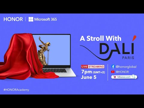A Live Stroll with Dali Museum