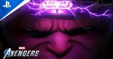 Marvel's Avengers - The MODOK Threat Trailer   PS4