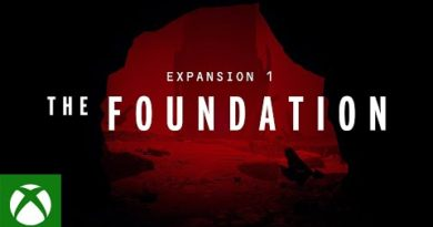 Control - The Foundation DLC Release Trailer