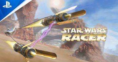 Star Wars Episode I: Racer — Launch Trailer | PS4