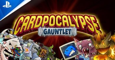 Cardpocalypse - Gauntlet Mode | PS4