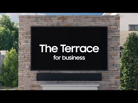 The Terrace for business I Samsung