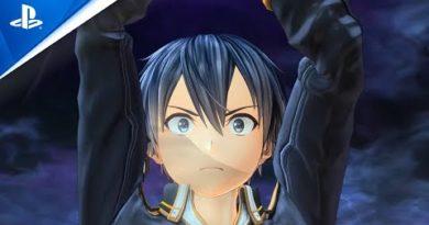 Sword Art Online Alicization Lycoris - Battle Gameplay Trailer   PS4
