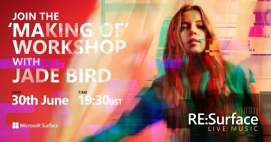 RE:Surface Live Workshop with Jade Bird – Learn how to put on an online gig