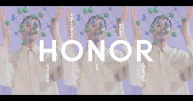 High-fashion meets high-tech in #HONOR's world