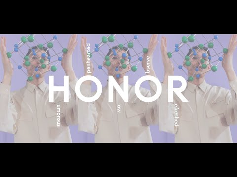 High-fashion meets high-tech in #HONOR's world