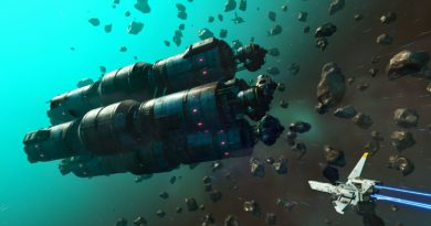 Explore mysterious abandoned freighters in No Man's Sky: Desolation