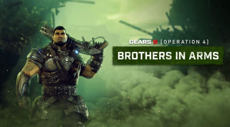 Gears 5 – Operation 4 now available with on Windows 10, Xbox One, Steam and with Xbox Game Pass