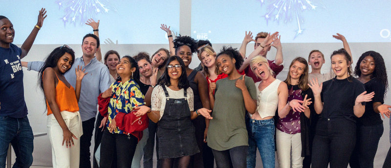 O2 gifts 'Go Think Big' to the National Youth Agency