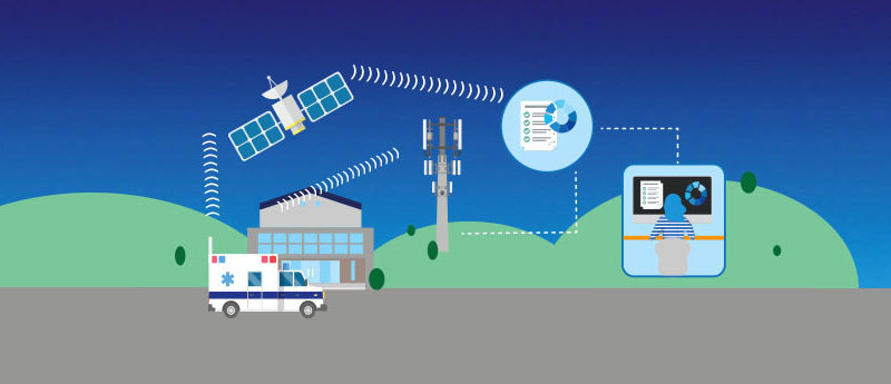 O2 partners with NHS to create a 5G-powered COVID-19 testing unit for Scottish care homes