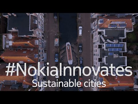 Nokia and Dell EMC innovations reduce emissions in the historic City of Delft