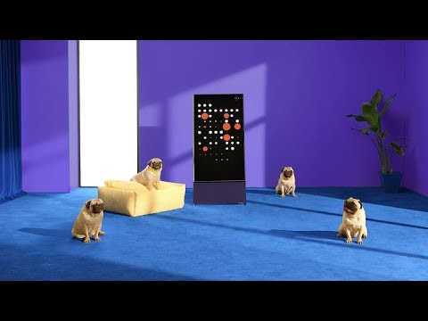 The Sero: The TV that makes you dance | Samsung