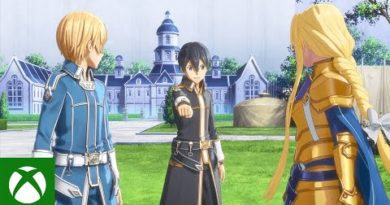 SWORD ART ONLINE Alicization Lycoris | Launch Trailer