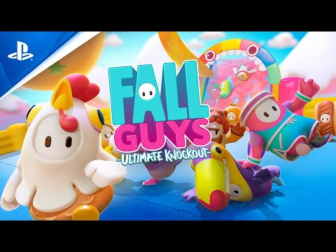 Fall Guys - Release Date Trailer | PS4