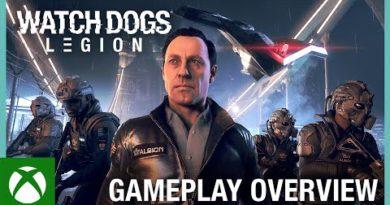 Watch Dogs: Legion: Gameplay Overview Trailer | Ubisoft [NA]