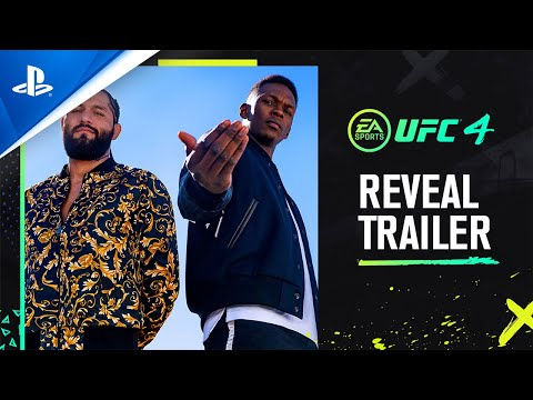 UFC 4 - Official Reveal Trailer | PS4