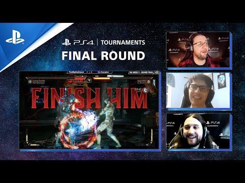 Mortal Kombat 11 Aftermath - Final Round: TheMightyUnjust & Regional Meta | PS Competition Center