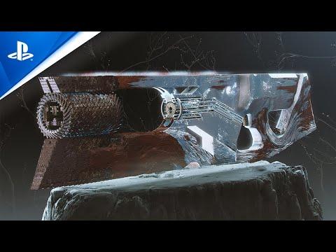 Destiny 2: Season of Arrivals – Ruinous Effigy: Exotic Trace Rifle Trailer | PS4
