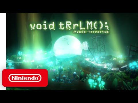 Void Terrarium - Launch Trailer - Nintendo Switch