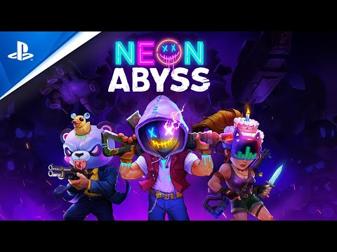 Neon Abyss - Launch Trailer | PS4
