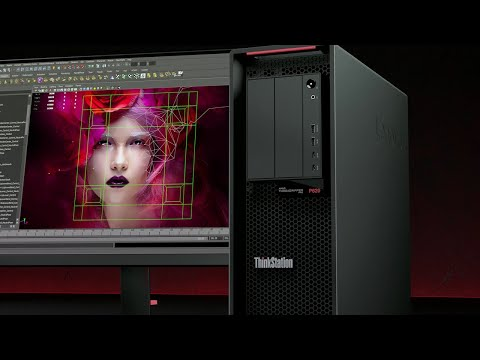 Lenovo ThinkStation P620 Product Tour