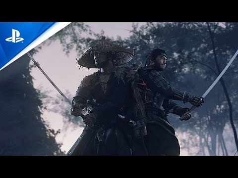 Ghost of Tsushima - Combat Overview | PS4