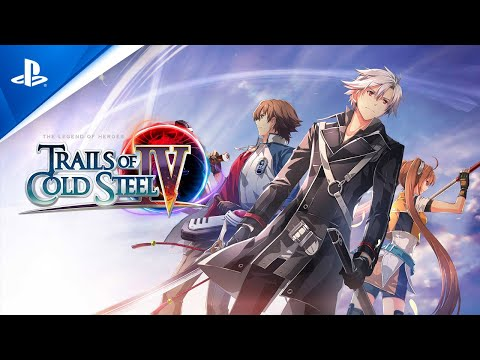 Trails of Cold Steel IV - Character Trailer | PS4