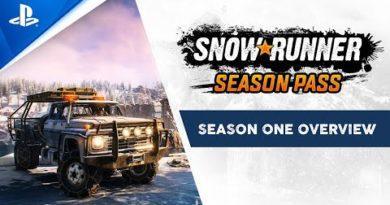 SnowRunner - Season One Overview Trailer | PS4
