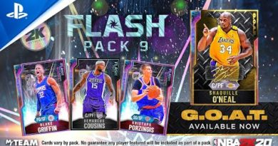 NBA 2K20 - MyTEAM: Flash Pack 9 | PS4