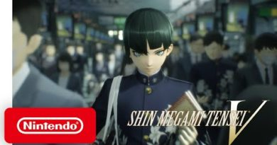 Shin Megami Tensei V – Coming to Nintendo Switch in 2021