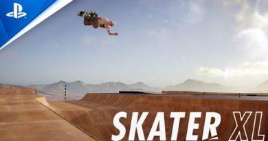 Skater XL - The Big Ramp | PS4