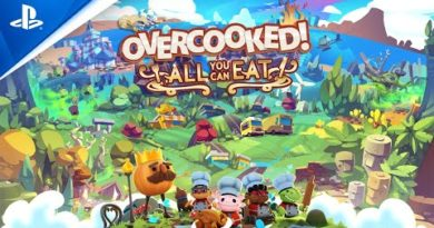 Overcooked! All You Can Eat  - Announcement Trailer   PS5
