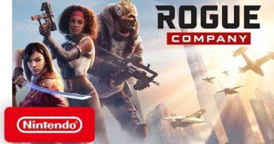 Rogue Company – Launch Trailer – Nintendo Switch