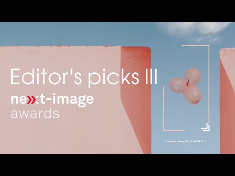 NEXT-IMAGE Awards 2020 - Editor's picks III