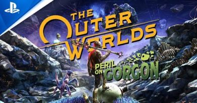 The Outer Worlds: Peril on Gorgon – Official Trailer | PS4