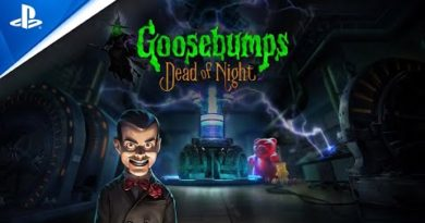Goosebumps Dead of Night - Release Trailer   PS4