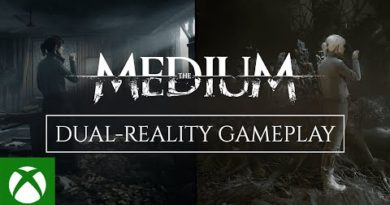 The Medium - Dual Reality Gameplay