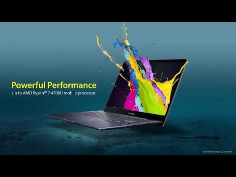 Versatility that filps the world on its head - VivoBook Flip 14 | ASUS