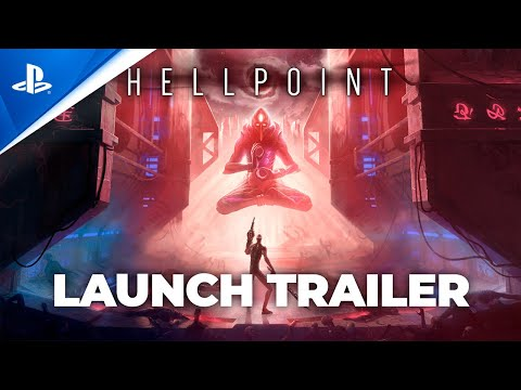 Hellpoint - LaunchTrailer   PS4