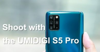 Shoot with UMIDIGI S5 Pro: Camera Review & Pop-up Selife Durability Test