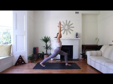 Sneak Peek: Supercharge Your 30-Minute Yoga Flow With Galaxy and Cat Meffan | Samsung