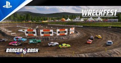 Wreckfest - Banger Racing Car Pack Trailer   PS4