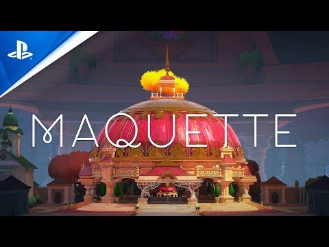 Maquette - Gameplay Walkthrough Trailer   PS4