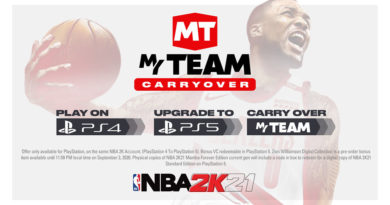 An all-new MyTeam experience In NBA 2K21